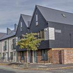 Louisa St new houses
